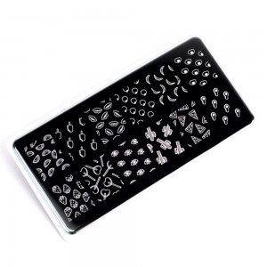 Nail Stamping Plate. Echo:...